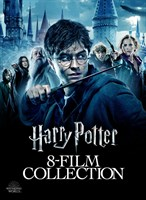 Deals on Harry Potter 8-Film Collection 4K UHD Digital