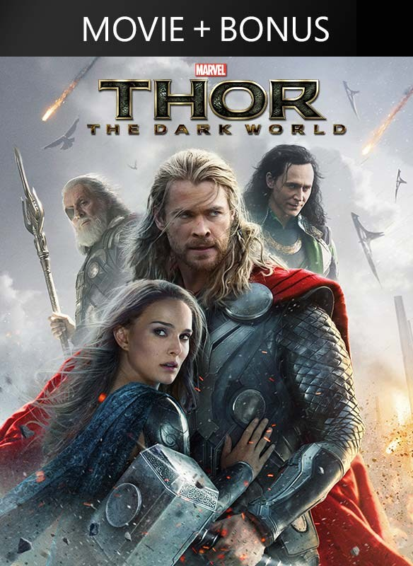 Thor: The Dark World (+ Bonus)