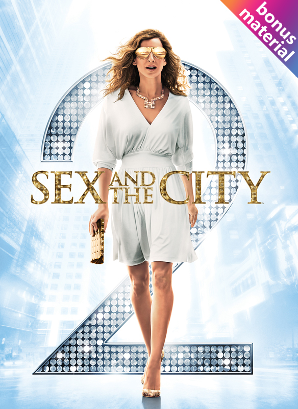 Sex and the City 2 + plus Bonus Content