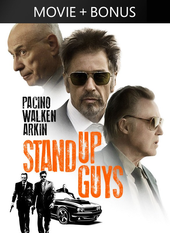 Stand Up Guys (Plus bonus content)