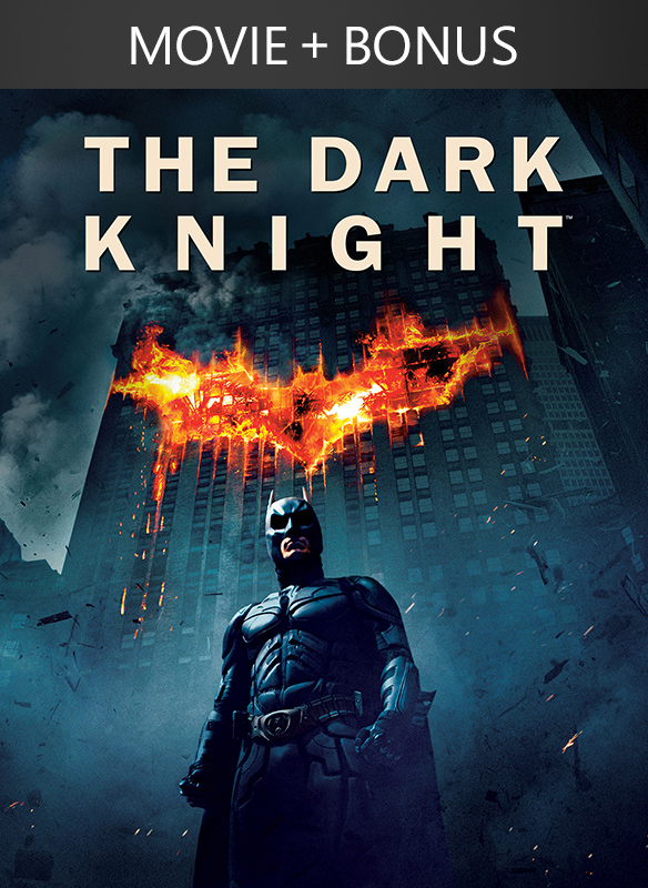 The Dark Knight + Bonus Content: Xbox SmartGlass