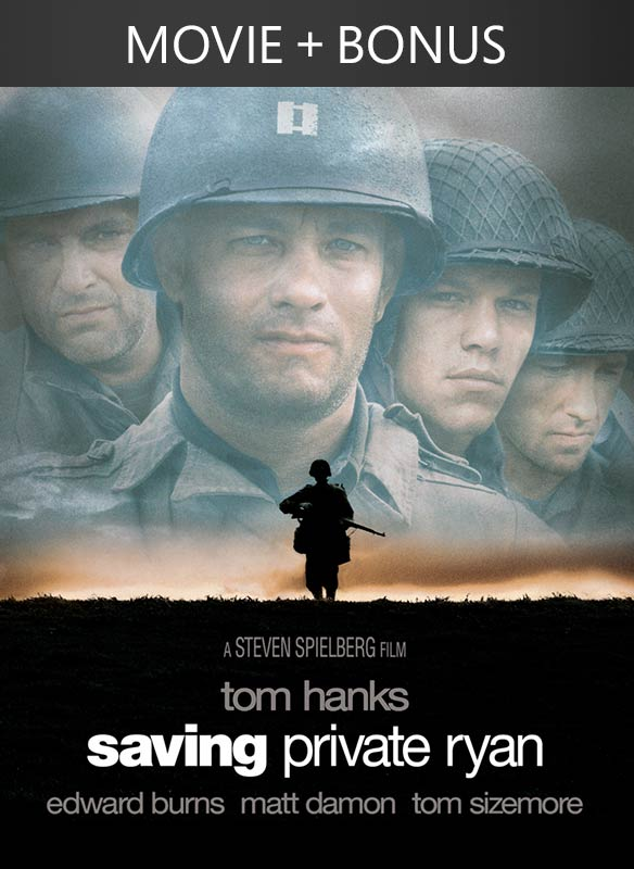 Saving Private Ryan (Plus Bonus Content)