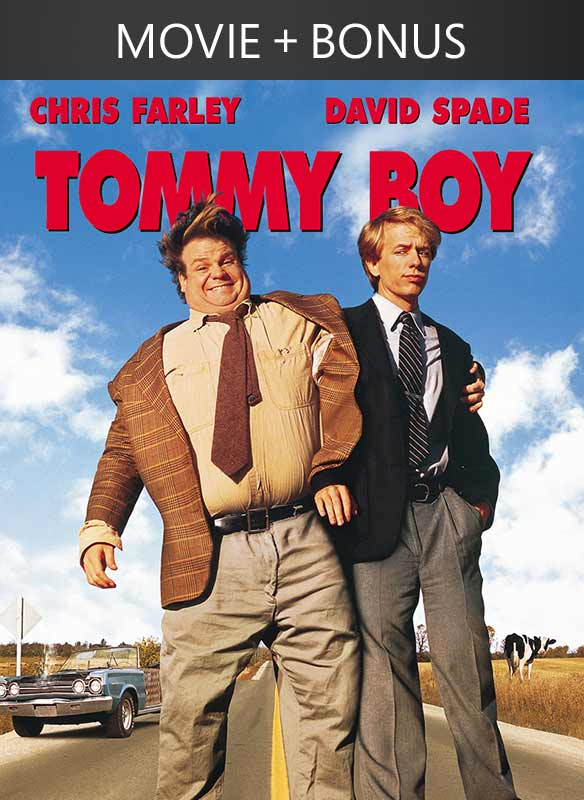 Tommy Boy (plus Bonus Content)