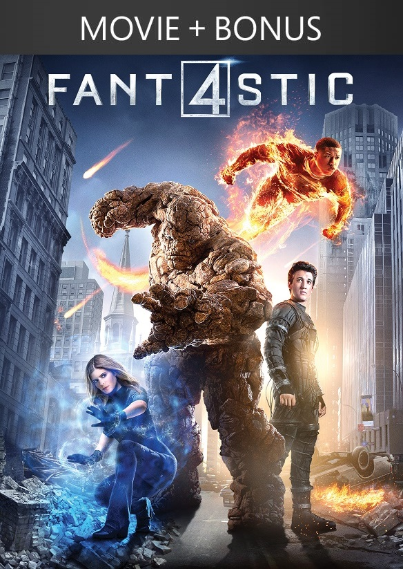 Fantastic Four (plus Bonus Content)