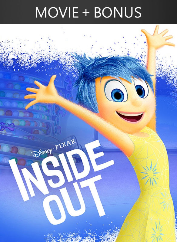 Inside Out (plus Bonus content)