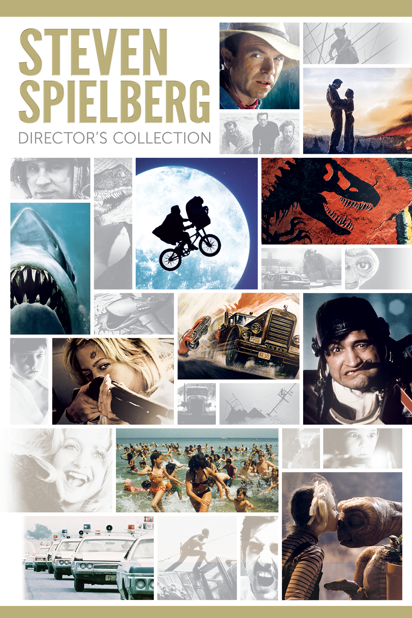 Steven Spielberg 7-Movie Director's Collection