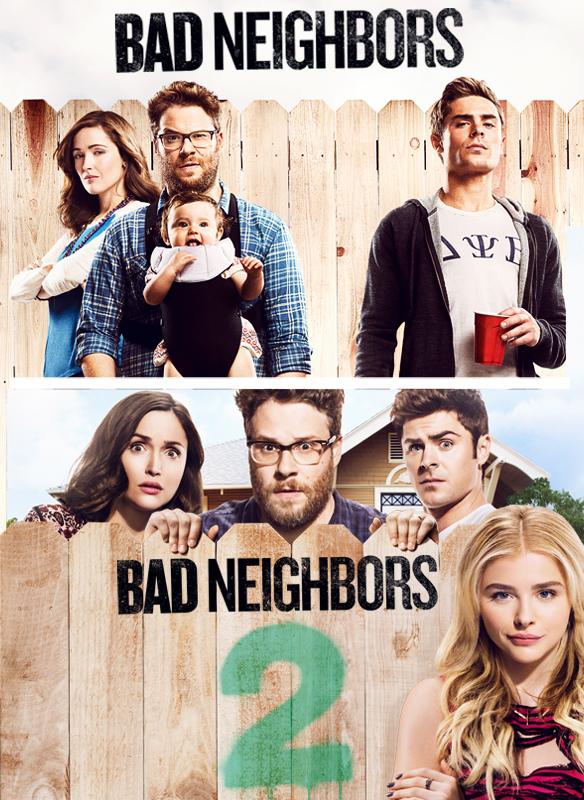 Watch Bad Neighbours 2 Online