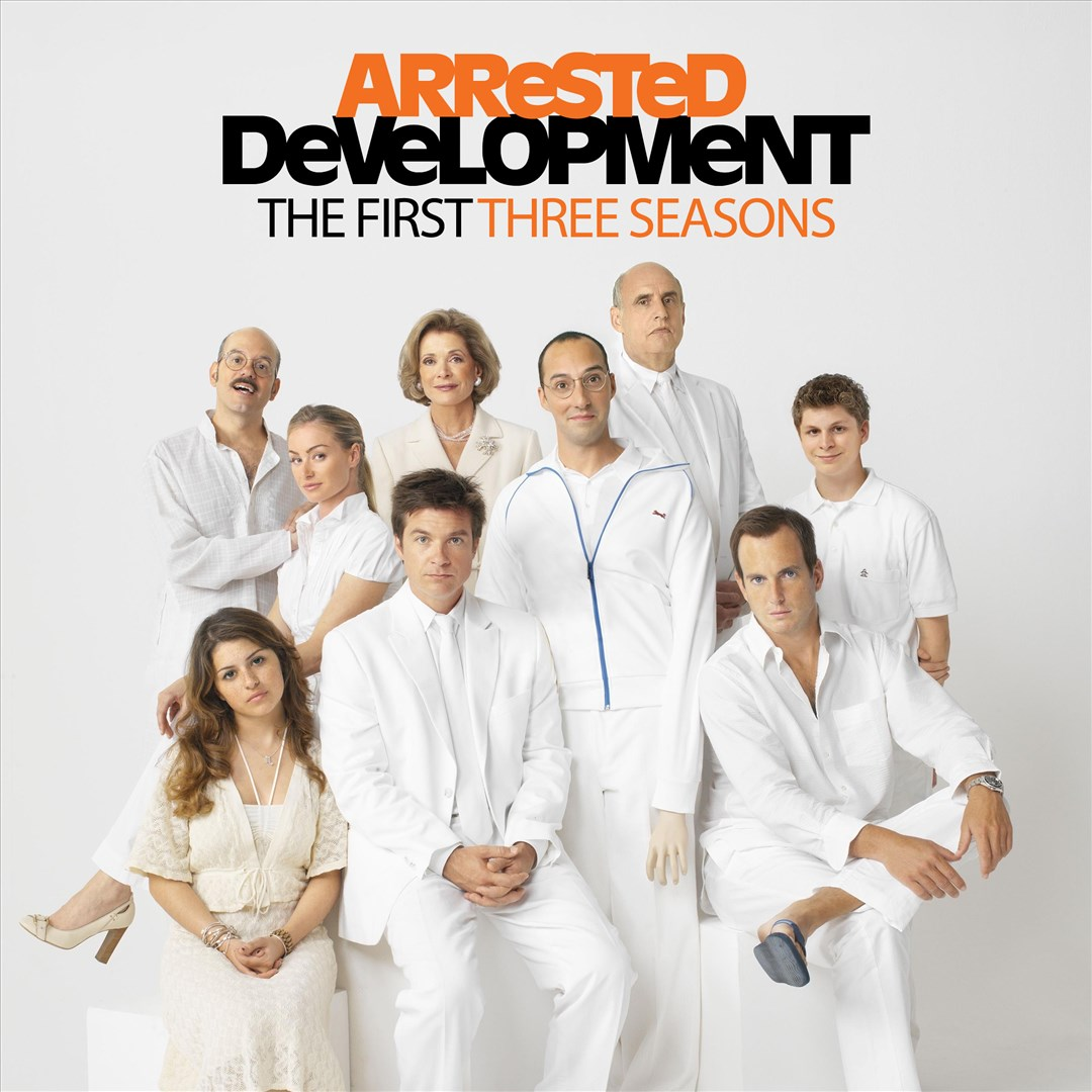 Arrested Development Digital Box Set (Seasons 1, 2 & 3)