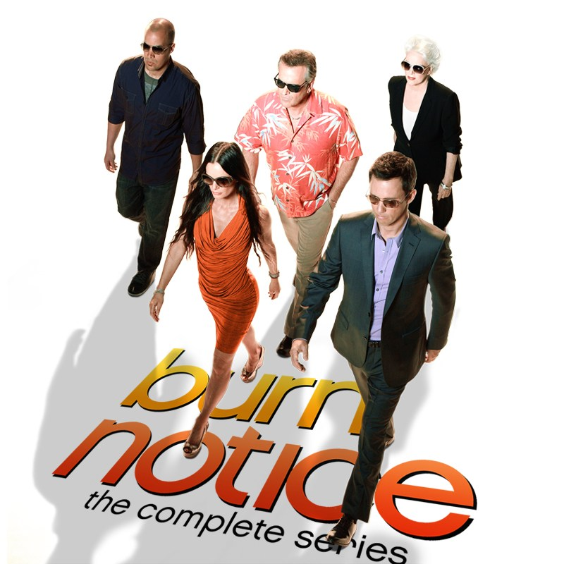 Burn Notice: The Complete Series Box Set