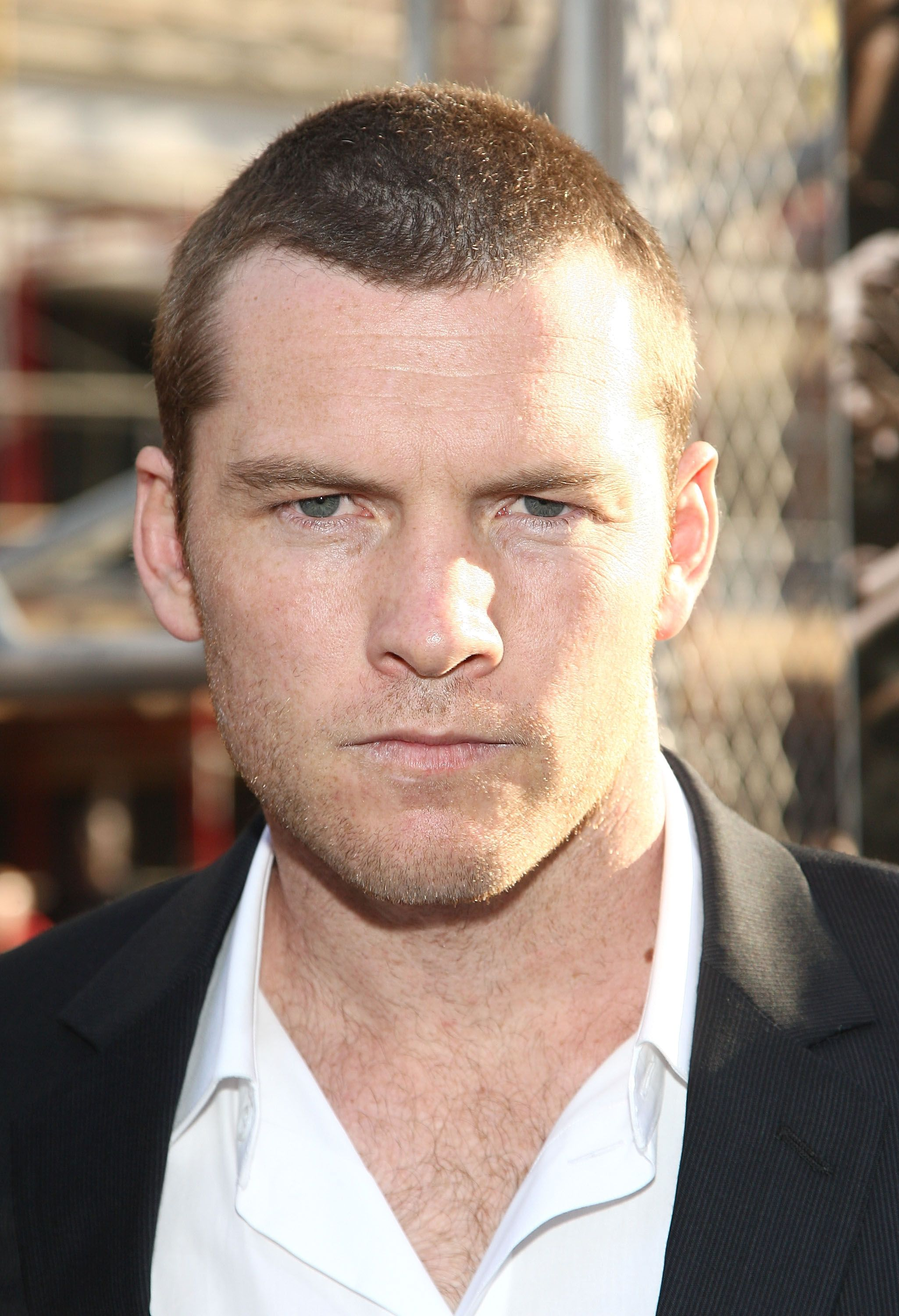 Sam Worthington Microsoft Store