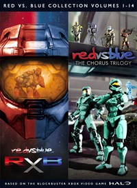 Red vs Blue: Season 1-14 Movie Collection