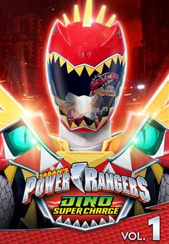 Buy Power Rangers: Dino Super Charge - Volume 1 from Microsoft.com
