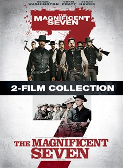 THE MAGNIFICENT SEVEN 2-FILM COLLECTION