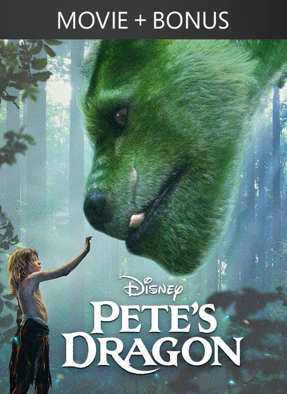 Pete's Dragon + Bonus