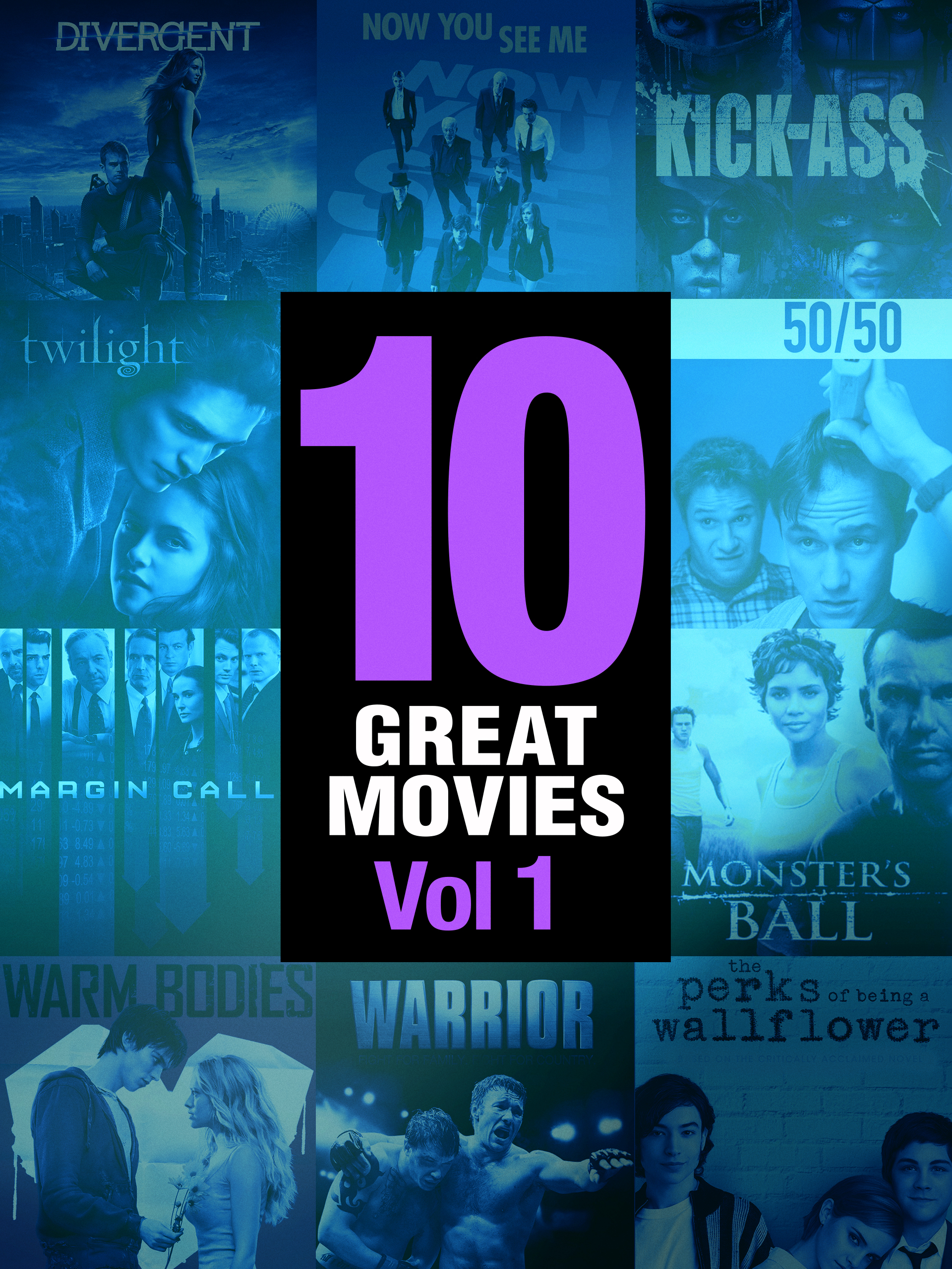 10 Great Movies Volume 1