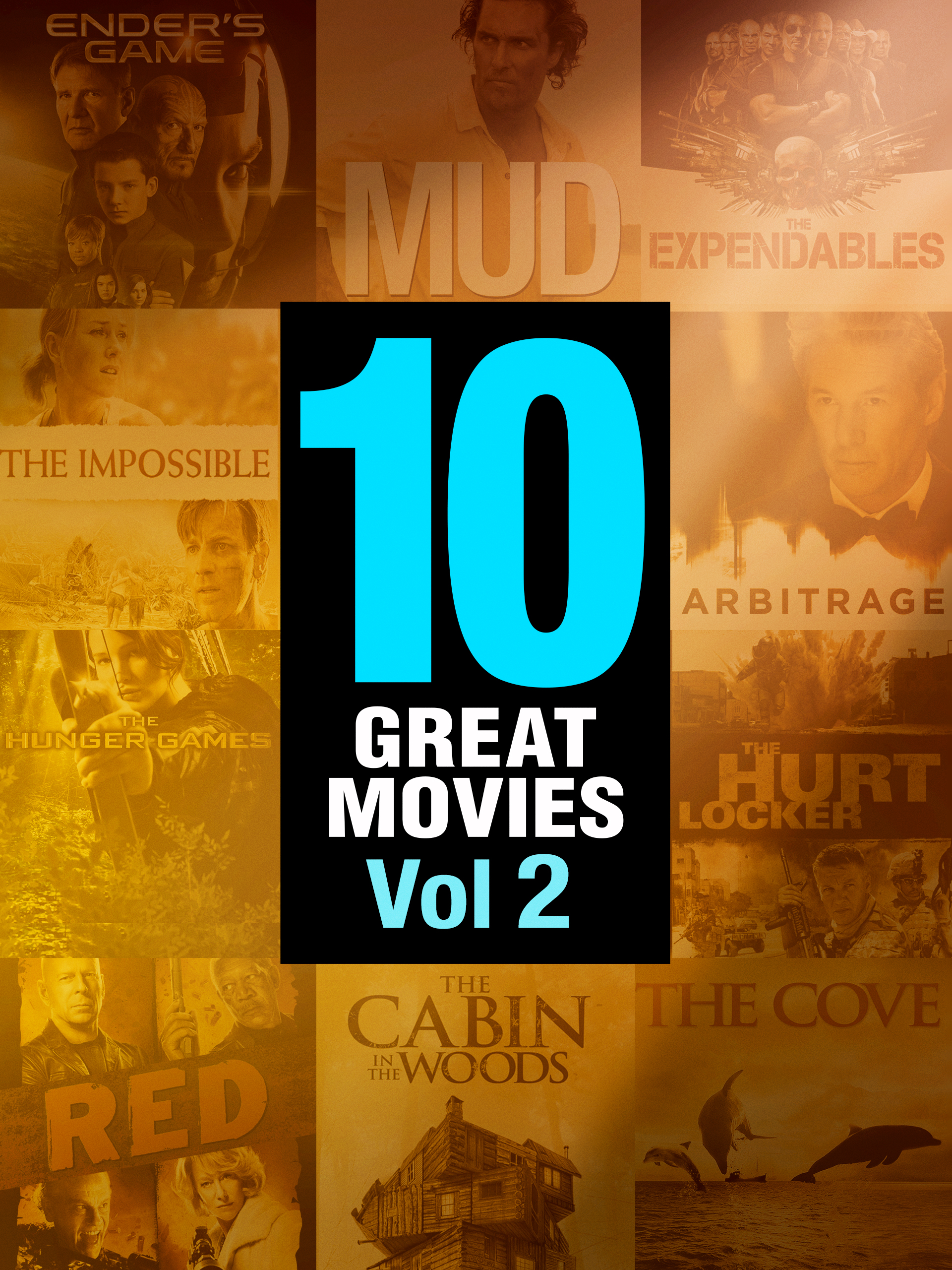 10 Great Movies Volume 2