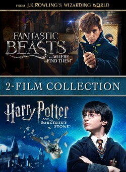 Fantastic Beasts and Where to Find Them & Harry Potter and the Sorcerer's Stone