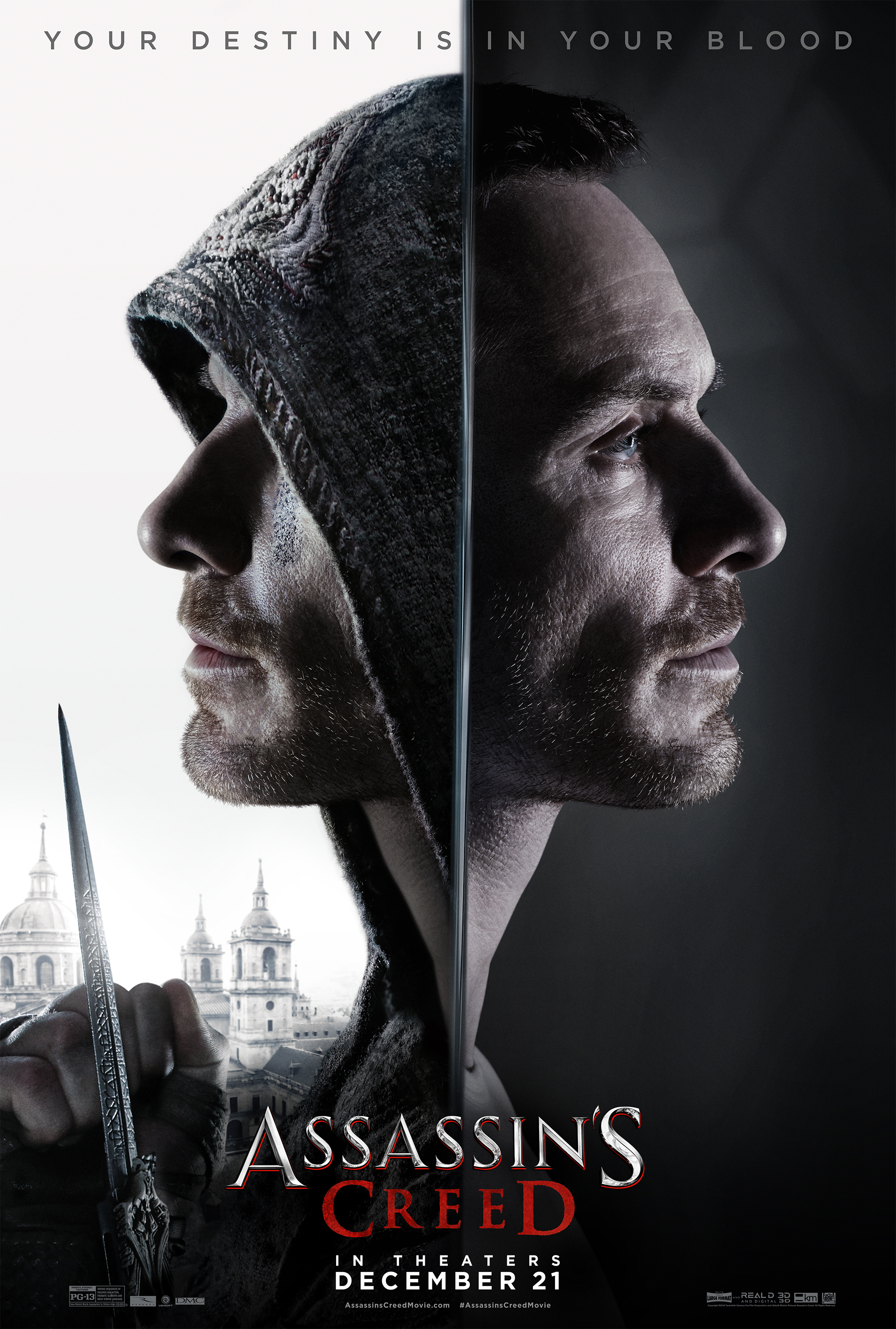 Assassin's Creed | Official Trailer
