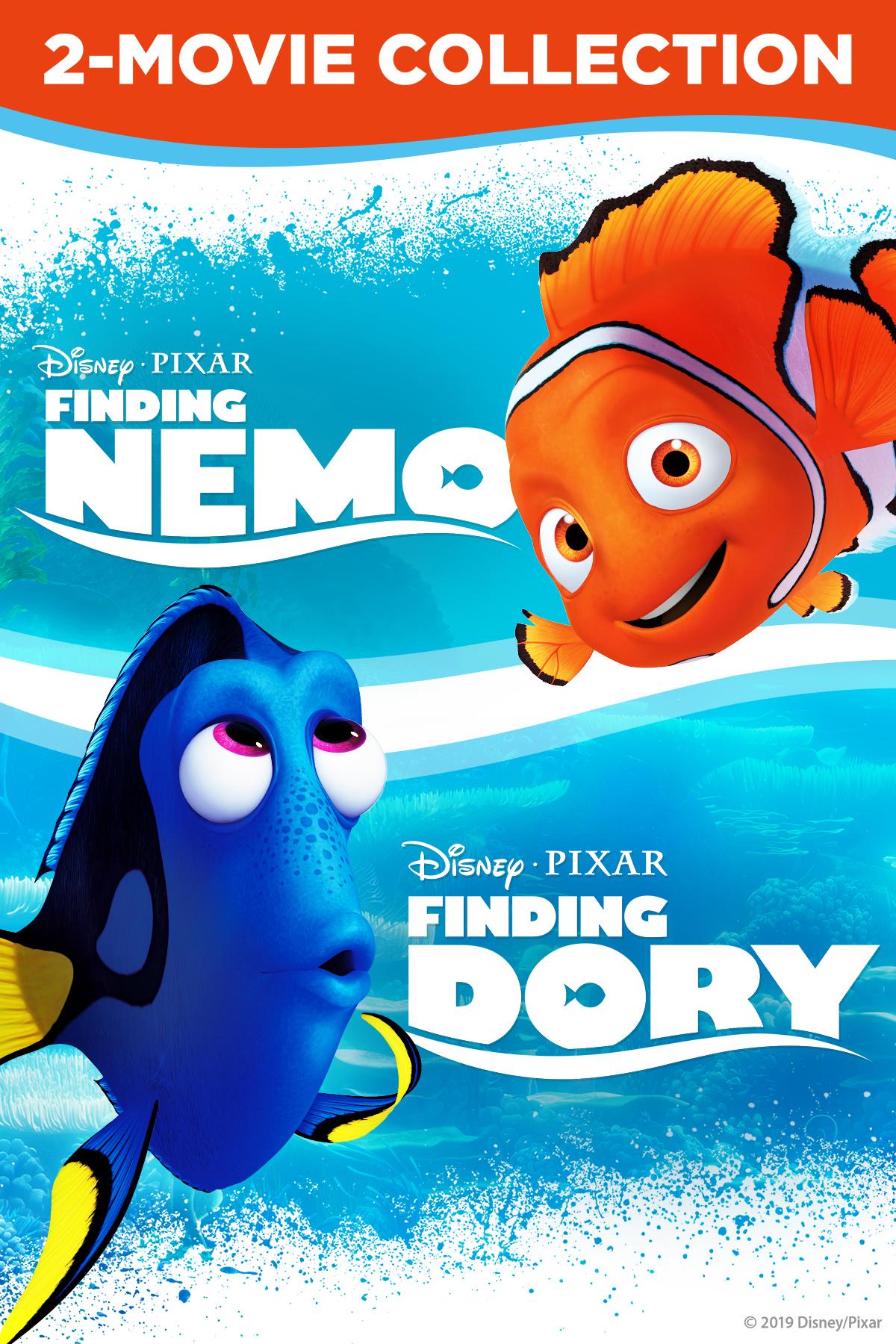Finding Dory / Finding Nemo Bundle