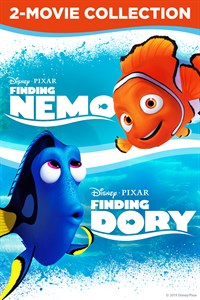 Finding Dory / Finding Nemo Bundle