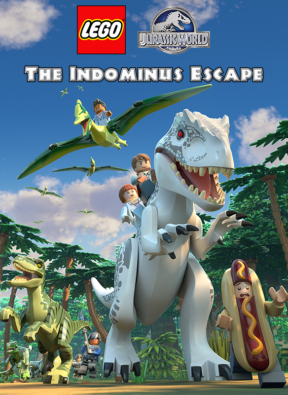 LEGO® Jurassic World: The Indominus Escape