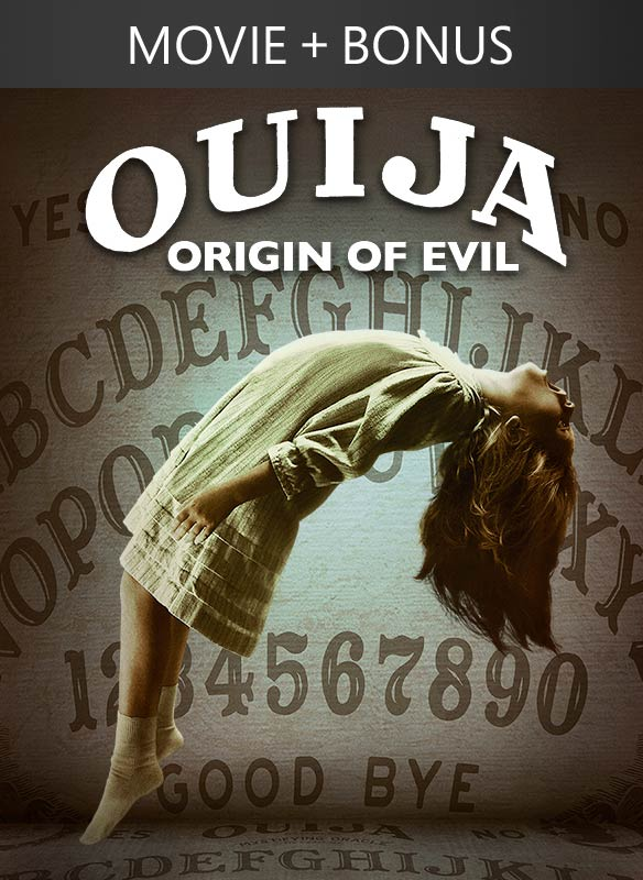 Ouija: Origin of Evil + Bonus