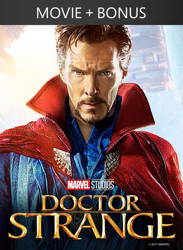 Doctor Strange + Bonus (Pre-Order)