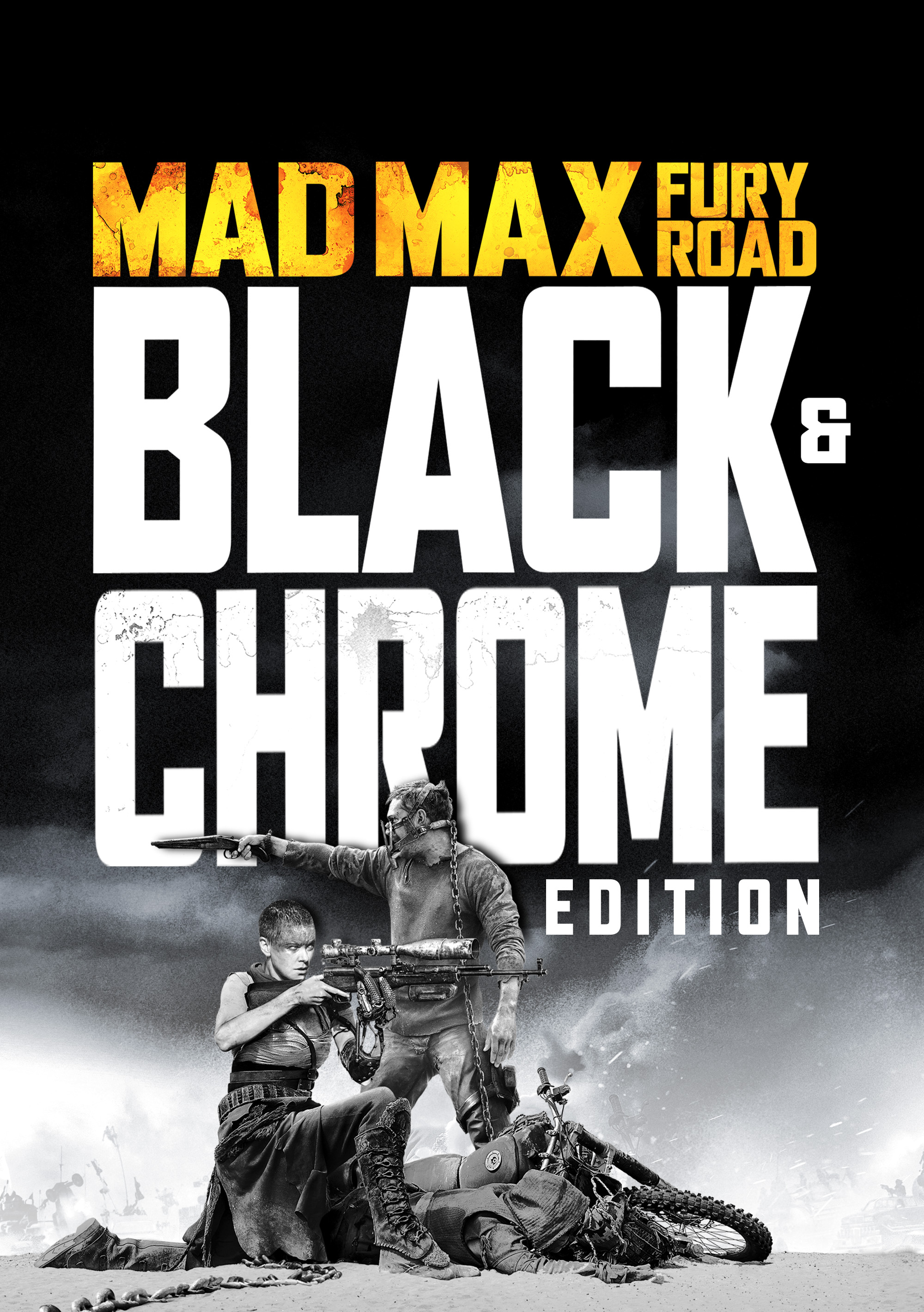 Mad Max: Fury Road/Mad Max: Fury Road Blood & Chrome Edition