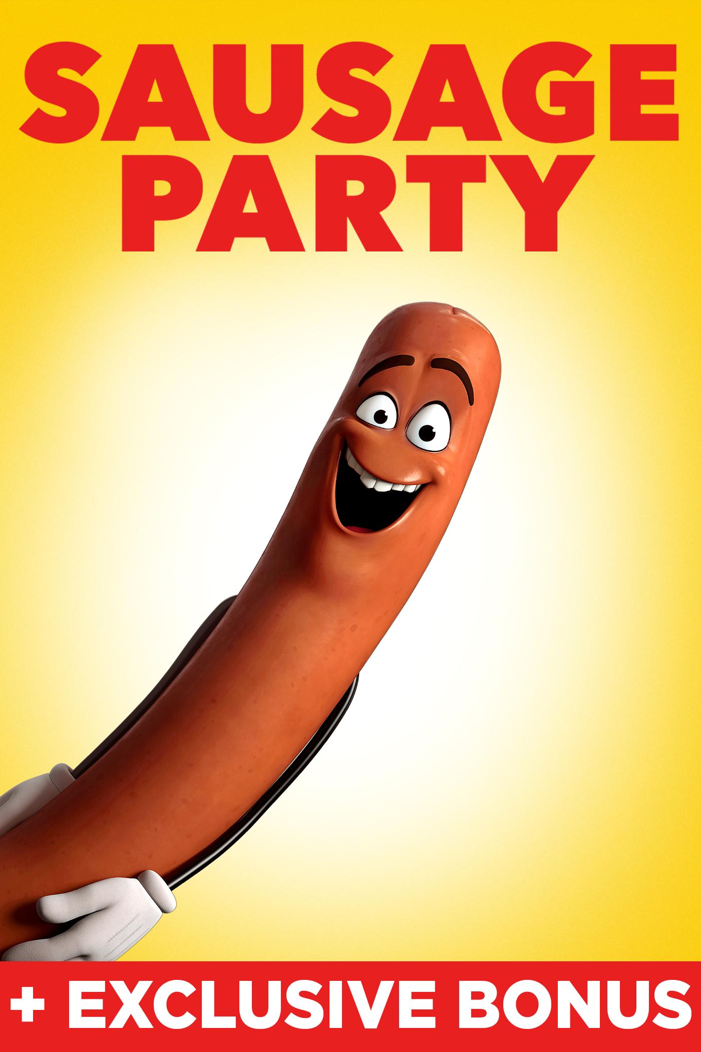 Sausage Party (+ Exclusive Bonus)