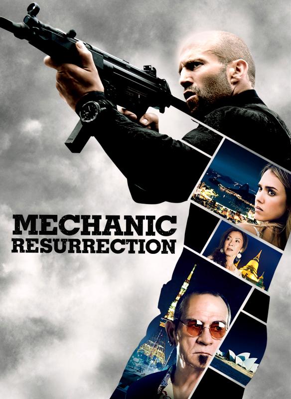 The Mechanic: Ressurection
