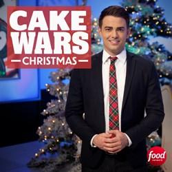 Cake Wars: Christmas