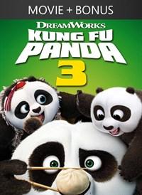 Kung Fu Panda 3 + Bonus