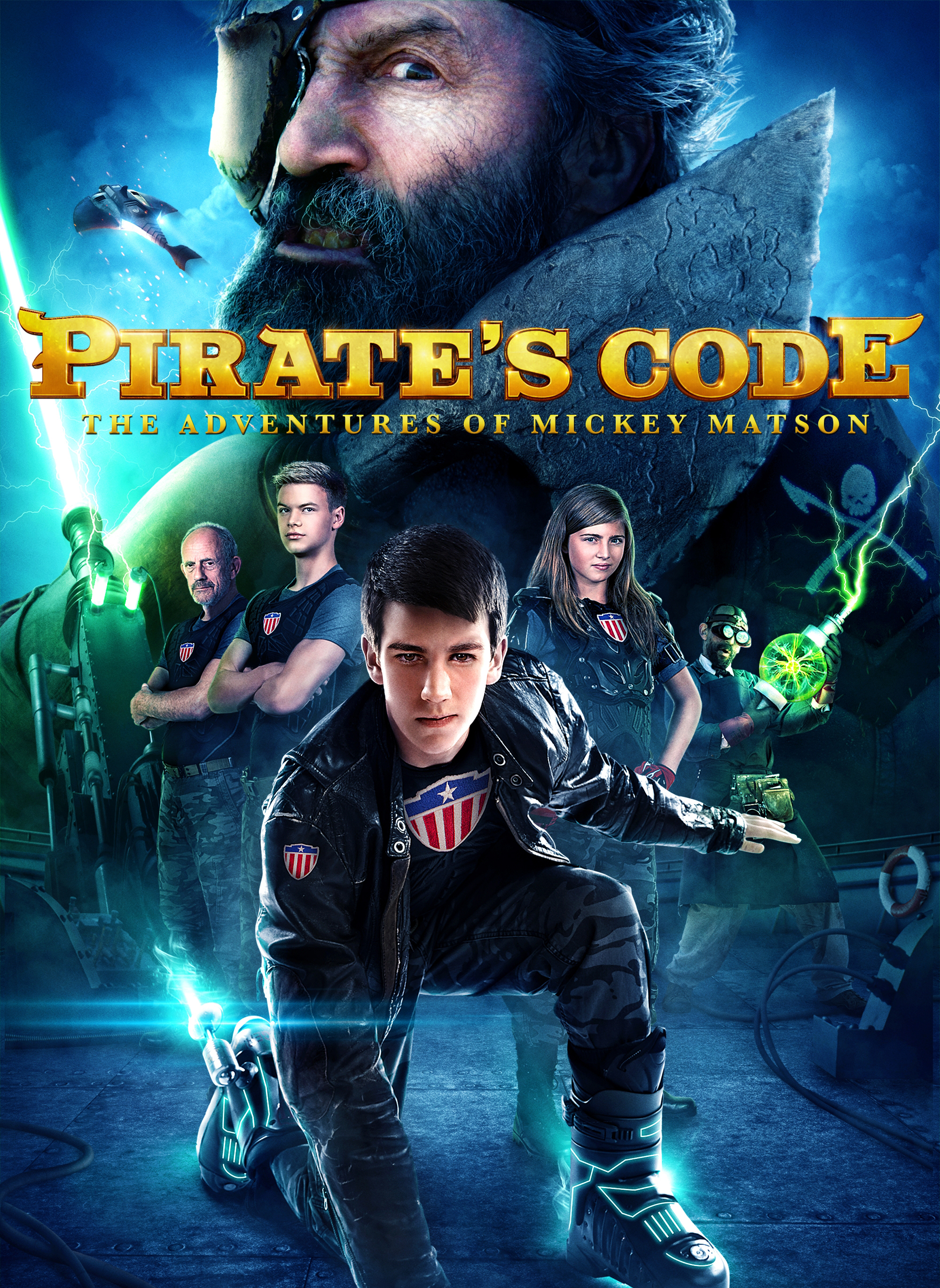 Pirate's Code: The Adventure Of Mickey Matson