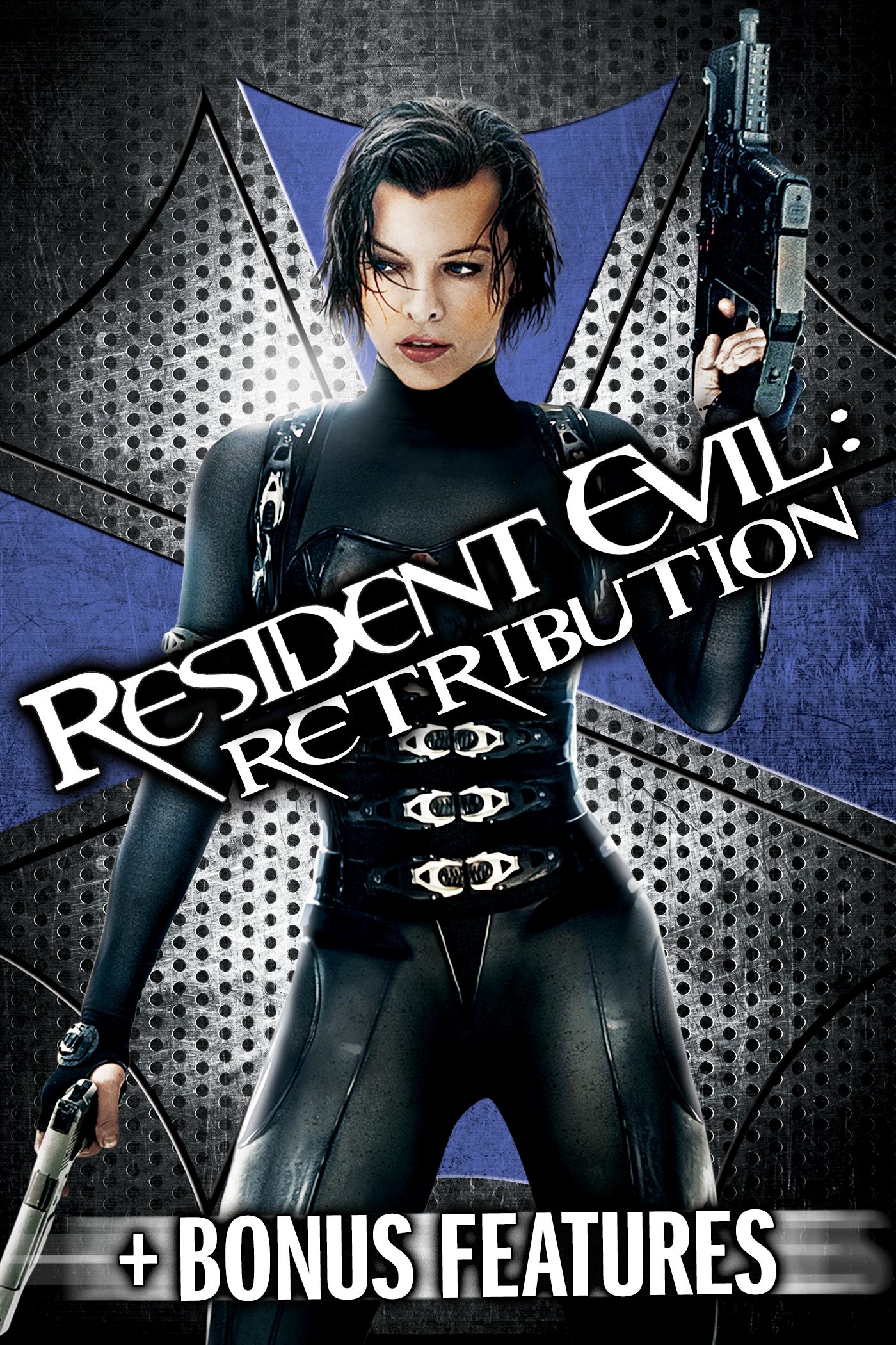 Resident Evil: Retribution + Bonus