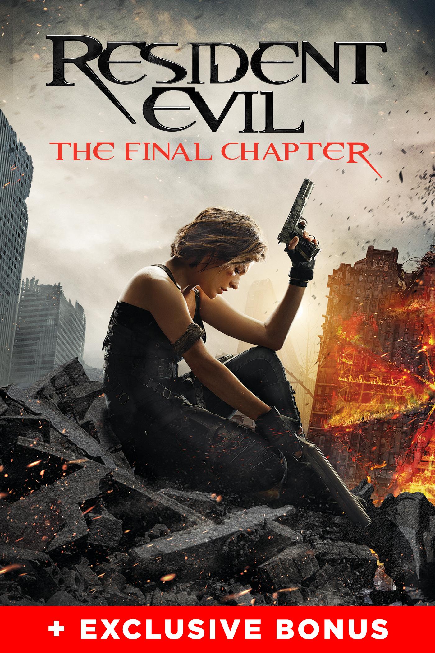 Resident Evil: The Final Chapter + Bonus
