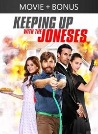 Keeping Up with the Joneses + Bonus