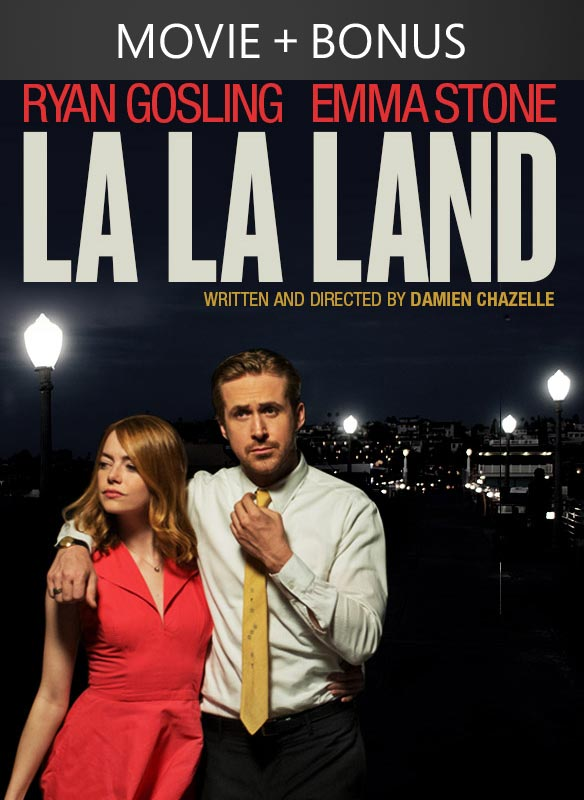 La La Land + Bonus (pre-purchase)