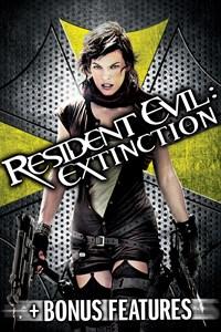 Resident Evil: Extinction + Bonus