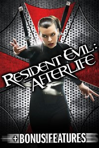 Resident Evil: Afterlife + Bonus