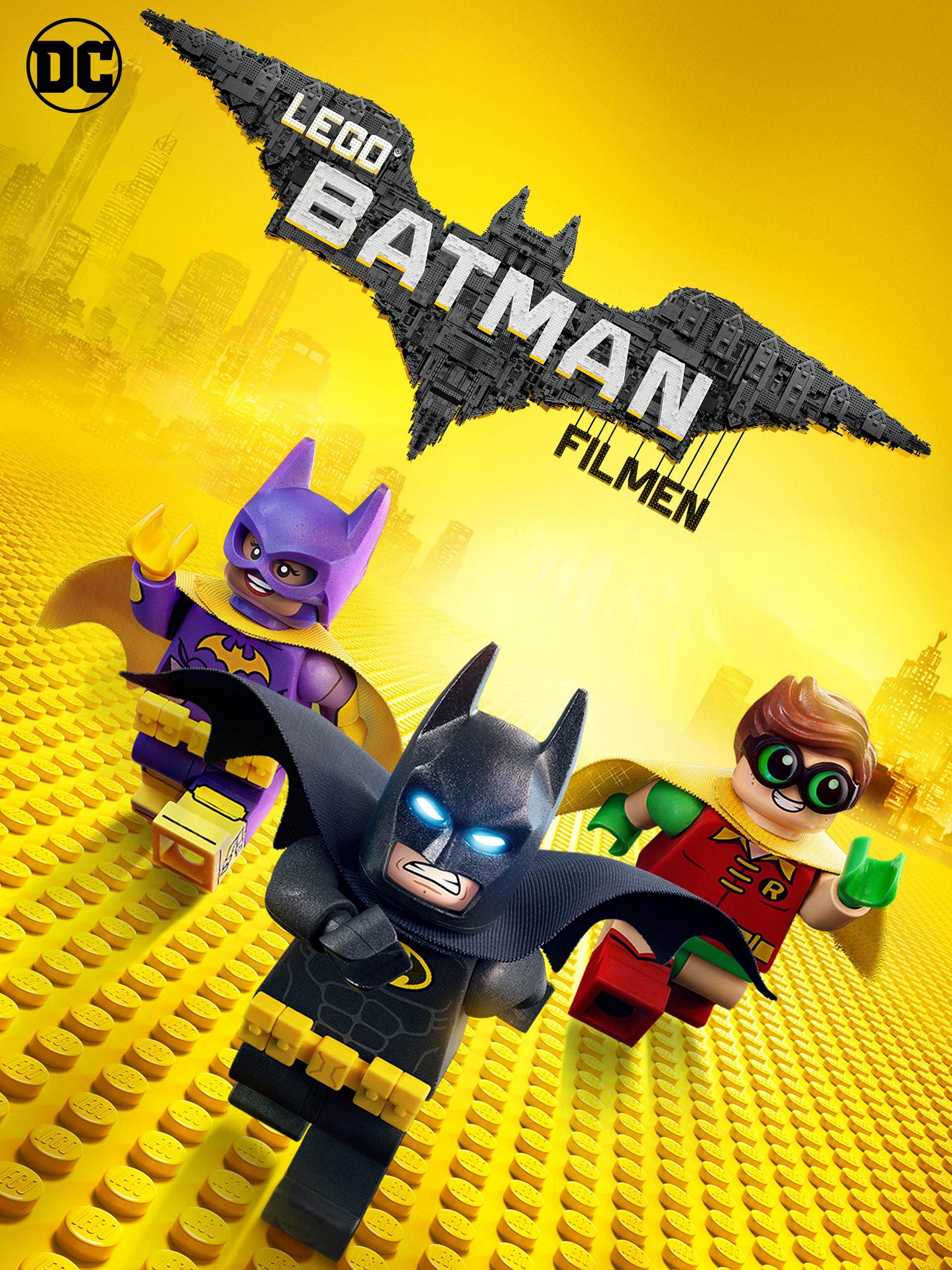 LEGO® Batman: Filmen