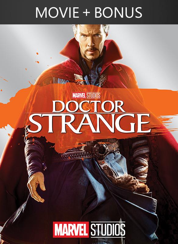 Doctor Strange + Bonus