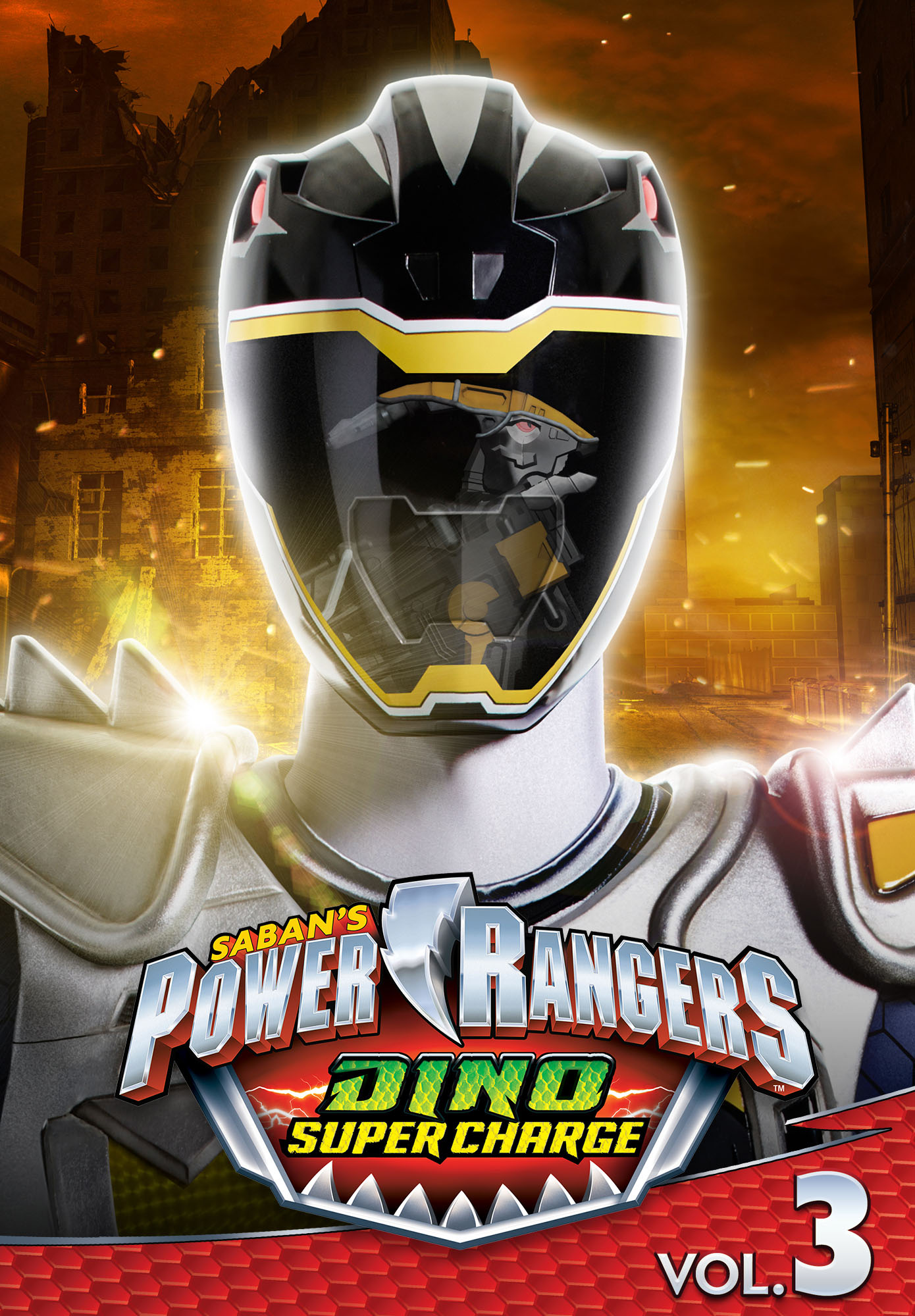 Power Rangers: Dino Super Charge - Volume 3