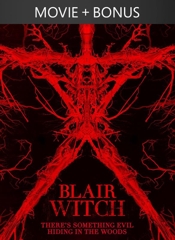 Blair Witch (2016) + Bonus