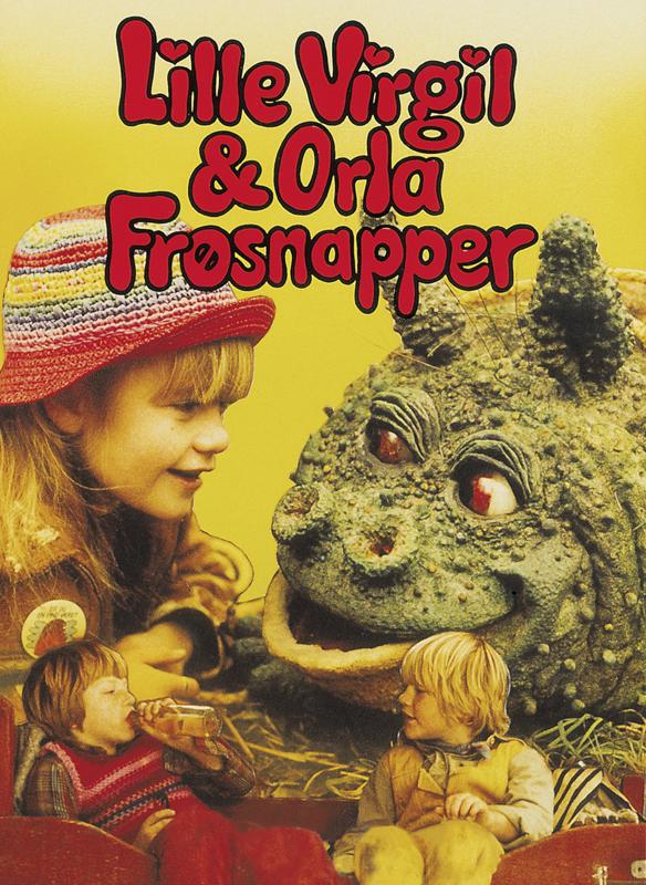 Lille Virgil Og Orla Froesnapper