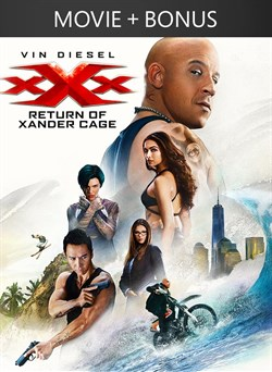 Buy XXX: Return of Xander Cage + Bonus from Microsoft.com