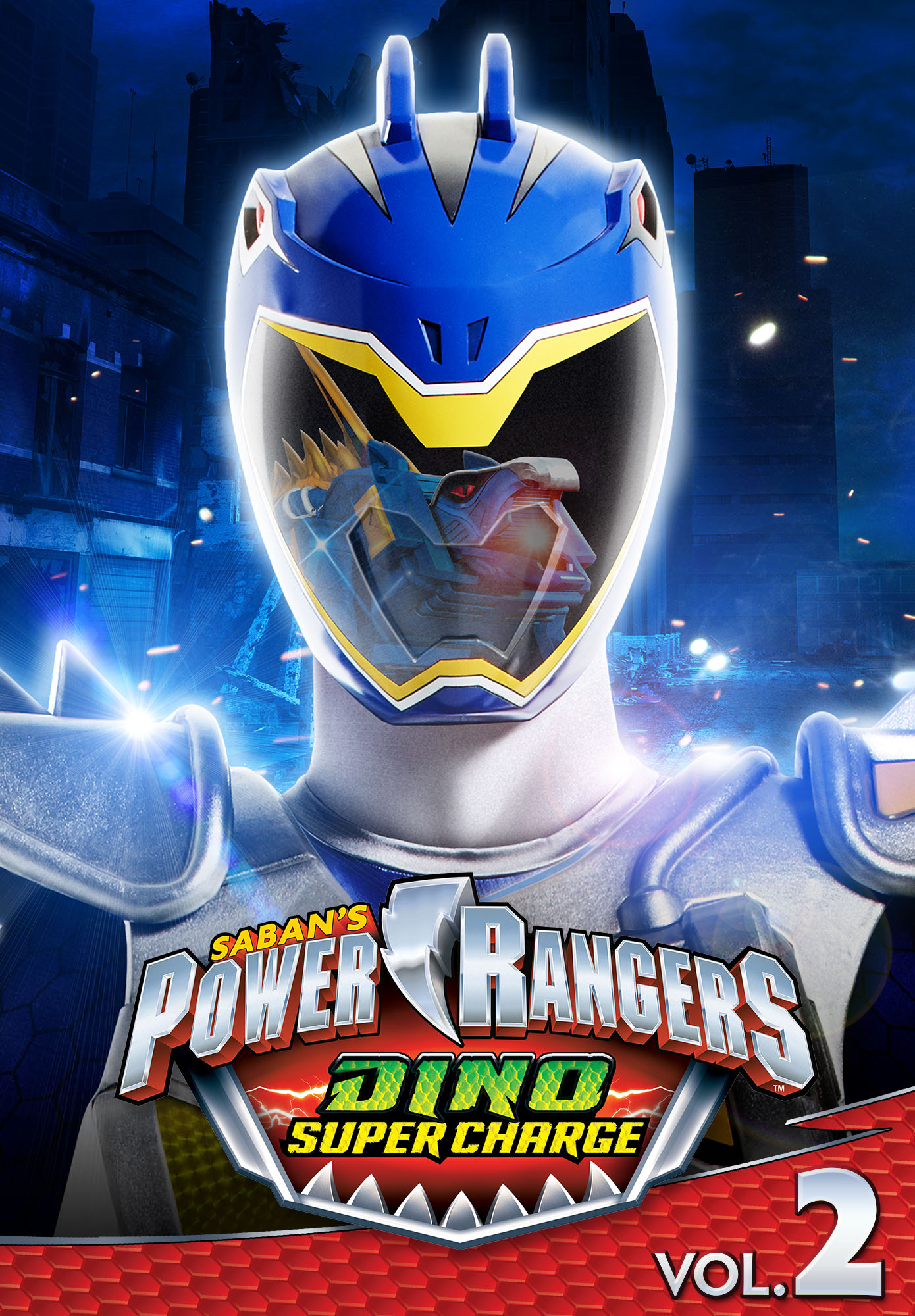 Power Rangers: Dino Super Charge - Volume 2