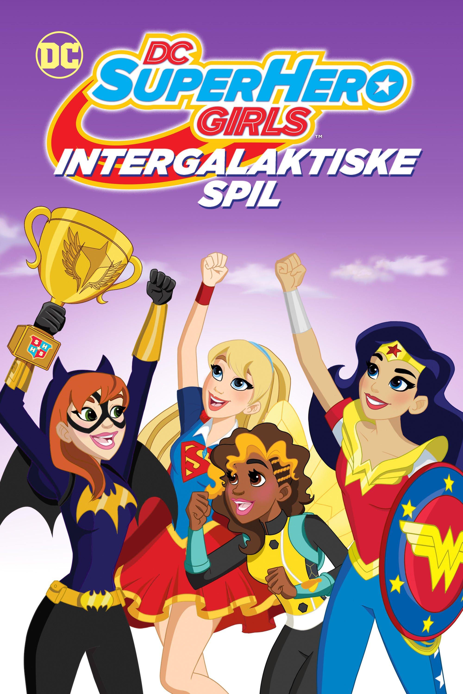 DC Super Hero Girls: Intergalaktiske spil