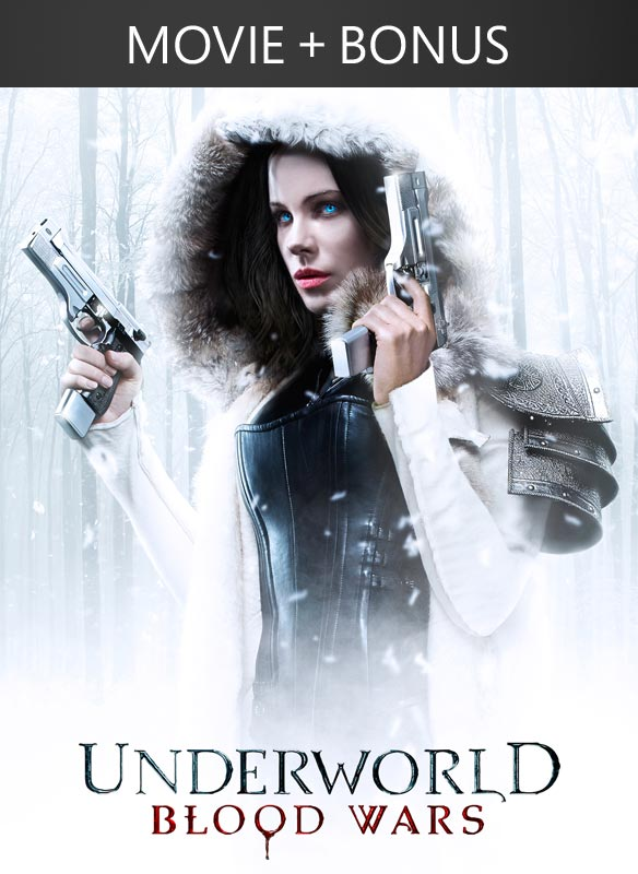 Underworld: Blood Wars + Bonus (PRE-ORDER)