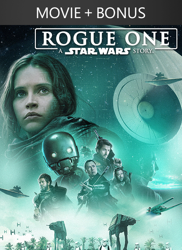 Rogue One: A Star Wars Story + Bonus