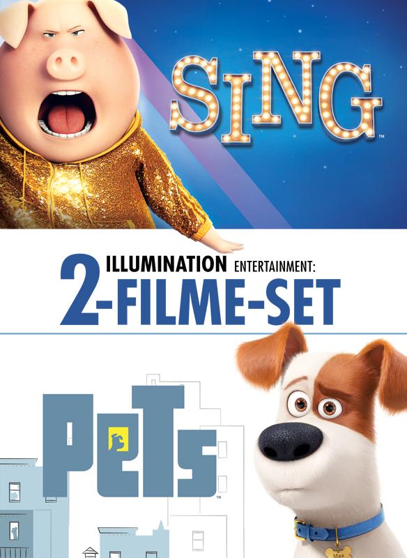 Pets und Illumination präsentiert Sing